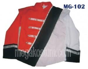 design kostum drumband