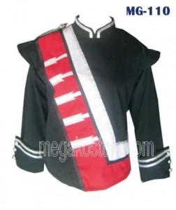 model kostum marchingband