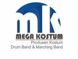 seragam drumband megakostum