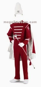 seragam mayoret merah