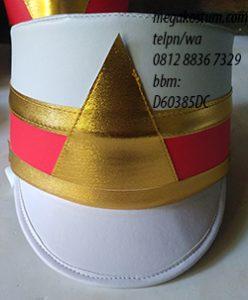 pembuatan topi drumband terbaru
